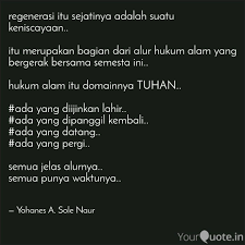 yohanes a sole naur quotes yourquote