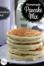 homemade pancake mix recipe so easy