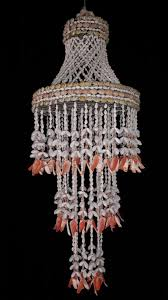 vintage handmade chandelier from s