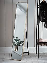 aurum brass full length mirror full