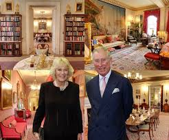 Inside Prince Charles and Duchess Camilla's home at Clarence House
