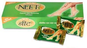 neet hair removal soap view