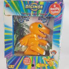 Vintage Wall Art Digimon Digi Blast Talking Wall Plaque Hanging Pic Poshmark
