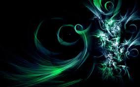 cool wallpaper art design green 2129