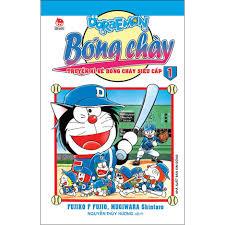 Combo Truyện tranh Doraemon bóng chày - Trọn bộ 23 Tập - New 100%