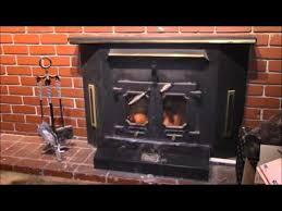 hutch mfg co double wall fireplace