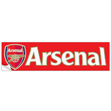 Car Truck Parts Arsenal Decal Sticker Car Window Emblem Premier League Epl Gunners Blog Lomee Ng