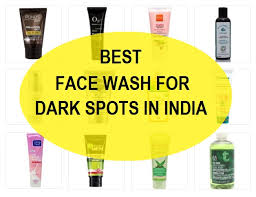 face wash for dark spots acne scars