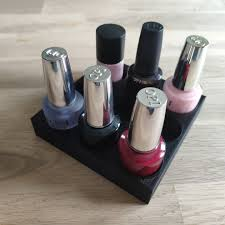 3d printable opi nail polish stand by