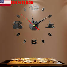 Hot Diy Mural Vinyl Removable Wall Stickers 3d Numbers Watch Wall Clock Home Office Room Decor Acrylic Art Mirror Wall Sticker Flower Wall Decal Flower Wall Decals From Raoying8888 6 37 Dhgate Com