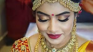 bridal makeup in bangalore saubhaya