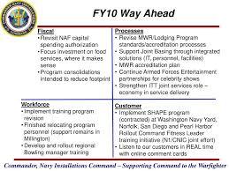 navy mwr program update for osd offsite