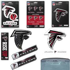 Nfl Atlanta Falcons Premium Vinyl Decal Sticker Emblem Pick Your Pack Ebay