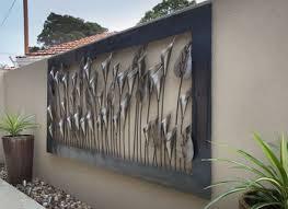 wall decor barbecue outdoor wall art