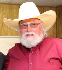 Country music star Charlie Daniels ...