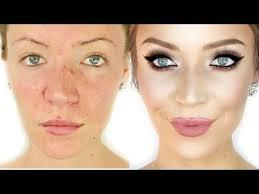 pore minimising foundation routine
