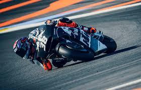 Ripe Digital - Bradley Smith Moto GP rider