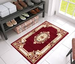 Well Woven Medallion Traditional Red Area Rug Walmart Standard Size Pottery Barn Kids Chevron Needlepoint Rugs Pebble Red Area Rug Walmart Area Rugs Roswell Rug Turquoise Area Rug 8x10 Rug Stop Needlepoint