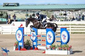 Tamra Smith and Mai Baum win the Big One at the USEA Eventing ...