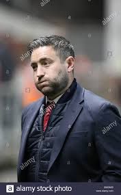 Bristol, UK. 23rd Oct, 2019. Lee Johnson manager of Bristol City ...