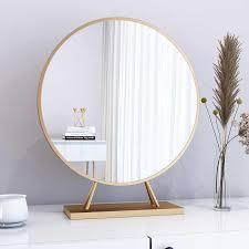 makeup mirror wall hanging dresser