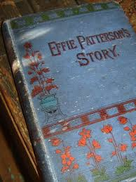 Items similar to effie patterson's story, by lydia l. rouse, 1892 hardcover  book on Etsy