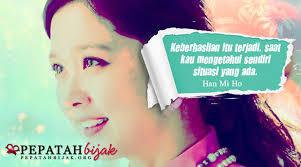 kutipan drama korea one more happy ending pepatah bijak