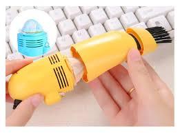 1 Bàn Phím Bụi Mini USB Máy Tính Máy Hút bụi MÁY TÍNH Laptop Bàn Chải Cọ  rửa làm sạch Bụi Vệ Sinh Gia Dụng Cụ Vệ Sinh 6 màu sắc|
