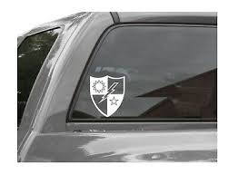 Us Army 75th Ranger Infantry Insignia Vinyl Graphics Decal Sticker Car Window 6 99 Picclick