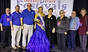 Miss Blueberry, Abigail Powell 2nd Runner Up at IN State Festival  Association Pageant | WTCA FM 106.1 and AM 1050 The Best, Music, News and  Sports