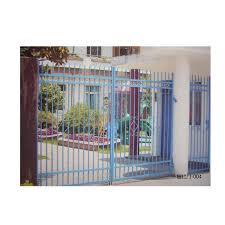 Customized Residential Modern Metal Retractable Folding Gates And Steel Fence Aluminum Gate Design Buy Steel Fence Gate Design Folding Gates Metal Gate Product On Alibaba Com