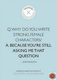 Pin by Philippa Bowron on Awesomeness | Strong female characters, Words,  Feminism
