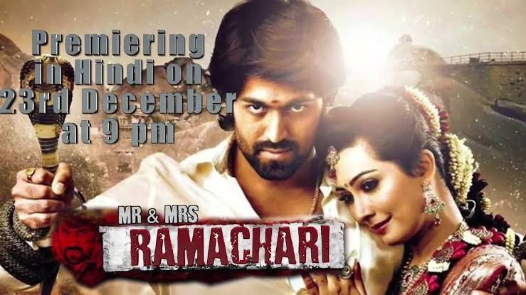 Mr & Mrs Ramachari (2016) Full Movie 720P HDRip Download