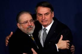 Resultado de imagem para Bolsonaro escolhe Augusto Aras PGR