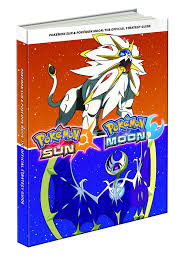 Pokemon Sun and Moon Strategy Guides Detailed