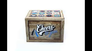 cheers craft beer gift basket you