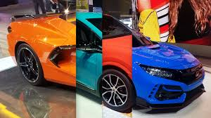 hues at the 2020 chicago auto show