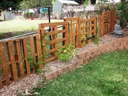Design Ideas Fascinating Wood Garden Fence Ideas 50 Wtsenates