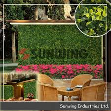 China Decorative Indoor Small Plastic Garden Edging Fences China Fence And Artificial Plant Price