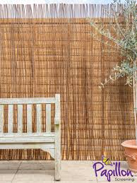Willow Natural Fencing Screening Rolls 4 0m X 1 5m 13ft 1in X 5ft By Papillon 24 99