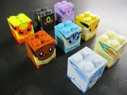 BANDAI Pokemon Mega Bloks JAPAN RARE Leafeon Glaceon Umbreon Vaporeon Eevee  etc. for Sale - Celebrity Cars Blog
