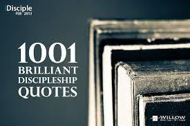 brilliant discipleship quotes global leadership