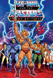 Journey of He-Man in Masters of the Universe