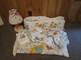 vintage disney winnie the pooh crib