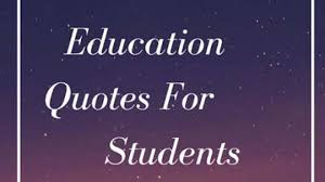 top education quotes for students com
