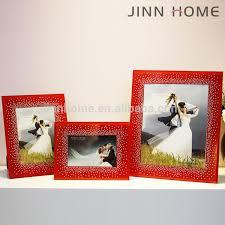 lovely 4x6 5x7 glass red bling glitter