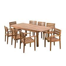 expandable patio table com