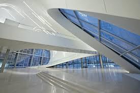heydar aliyev cultural center designed