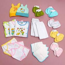 Set 28 món đồ cho trẻ sơ sinh từ 0 đến 3 tháng tuổi