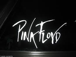 Pink Floyd Rock Band Music Logo Vinyl Decal Sticker Vinyl Decals Music Logo Vinyl Decal Stickers